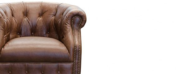 Alexander & James Jude Leather Armchair Cal Tan