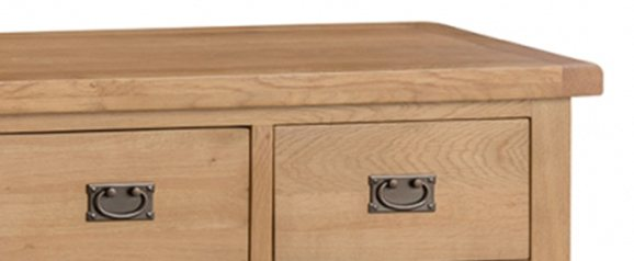 Odessa Oak 3 Over 4 Drawer Chest