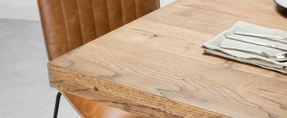 York 200cm Holburn Dining Table