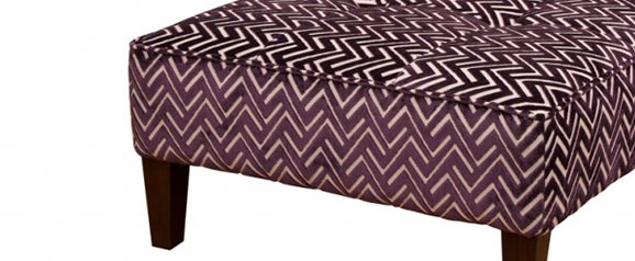 Brighton Footstool