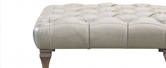 Alexander & James Isabel Footstool
