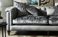 Alexander & James Isabel Midi Sofa