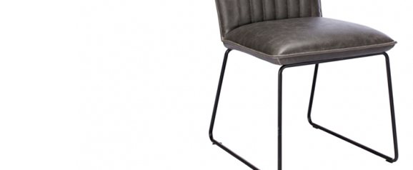 Cromwell Dining Chair Grey