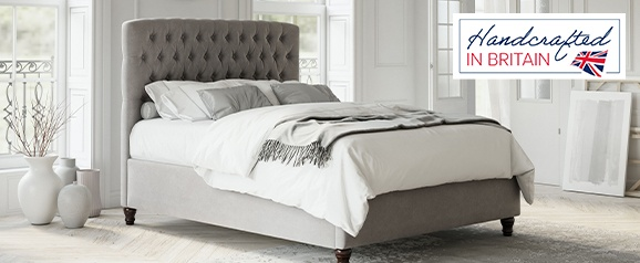 Exclusive Athens Bed Frame