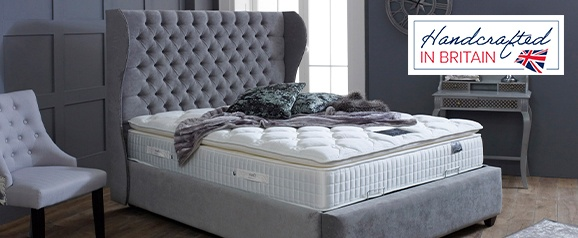 Exclusive Oxford Bed Frame