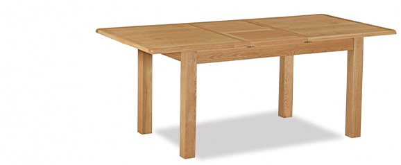 Surrey Oak 120-150cm Extending Table