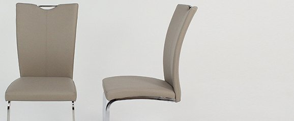 2 x Opus Dining Chairs