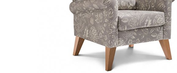 Rexham Accent Chair Amore Dove
