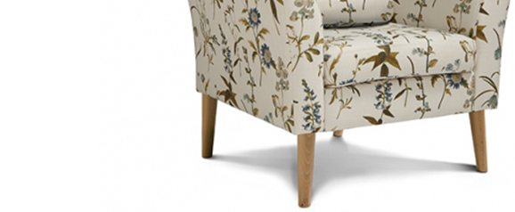 Phenomenal Edith Accent Chair Botanical Teal Unemploymentrelief Wooden Chair Designs For Living Room Unemploymentrelieforg