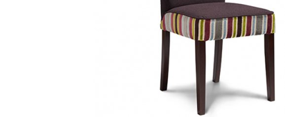 Halley Dining Chair Dolly Aubergine Set of 2