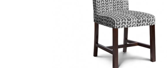 Rosa Dining Chair Isla Charcoal