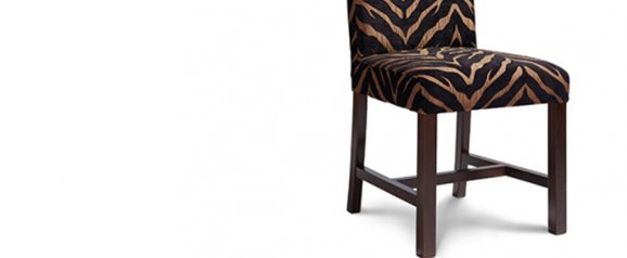Rosa Dining Chair Limpopo Bronze