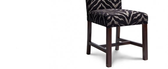 Rosa Dining Chair Limpopo Silver