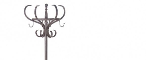 Metal Coat & Umbrella Stand