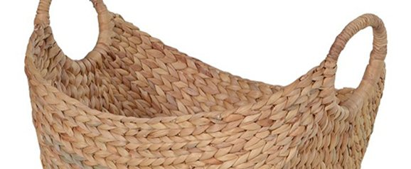 Seagrass Large Log Basket