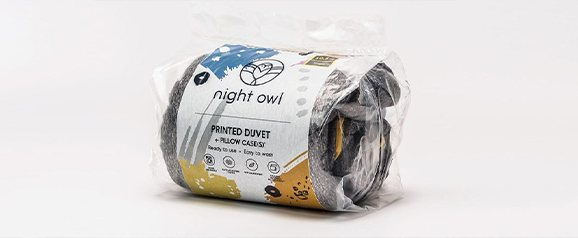 Night Owl 4ft6 Navy