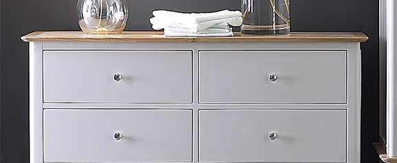 Malmo 6 Drawer Chest
