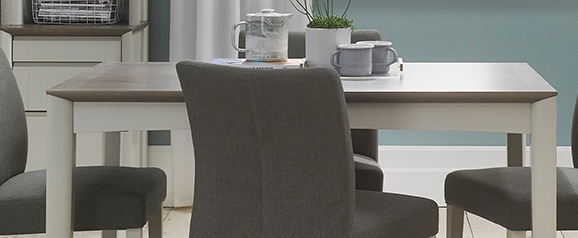 Brecon Grey Upholstered Chair