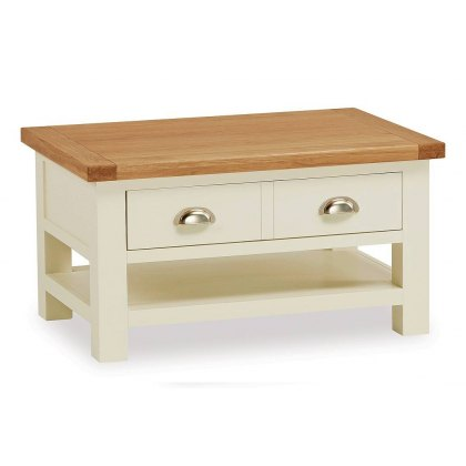 Country Cottage Small Coffee Table