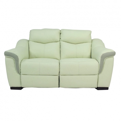 Bellini 2 Seater Leather Recliner Sofa