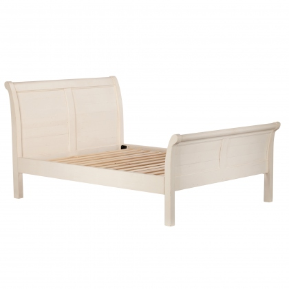 Camilla 135cm Panel Bed