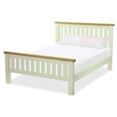 Country Cottage Slatted Bed 4'6