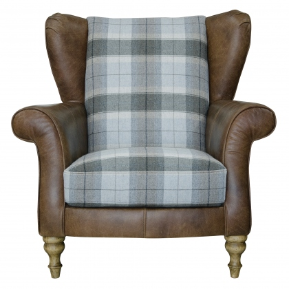 Alexander & James Lawrence Wing Chair