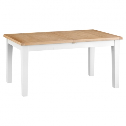 Malvern 1.6m Butterfly Extending Dining Table