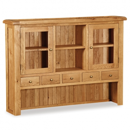 Cheltenham Oak Large Hutch
