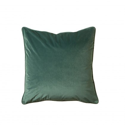 Teal Santorini Cushion