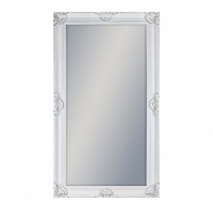 Cambridge Large White Mirror