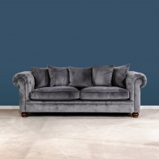 Victoria James Chelsea 3 Seater Sofa