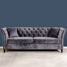 Victoria James Scott 3 Seater Sofa