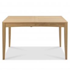 Brecon Oak 4-6 Seat Extending Dining Table