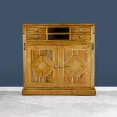 St Albans Chest Desk