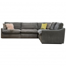 The Cloud Large Corner Sofa Option 2