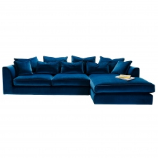 Bella Small Chaise Corner Sofa