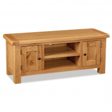 Cheltenham Oak Large Tv Unit