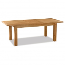 Cheltenham Oak Small Extending Dining Table