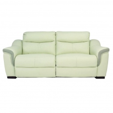 Bellini 3 Seater Leather Recliner Sofa