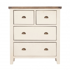 Santiago 4 Drawer Chest