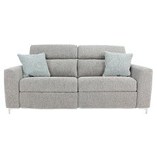 Elano 3 Seater Double Power Recliner Sofa