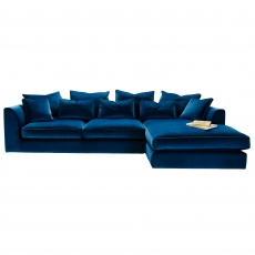 Bella Large Chaise Corner Sofa
