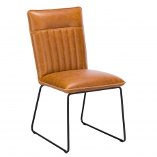 Cromwell Dining Chair Tan