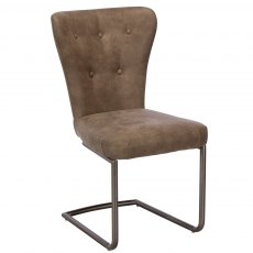 Osgood Dining Chair Grey