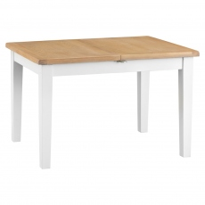 Malvern 1.2m Butterfly Extending Dining Table