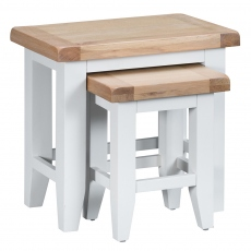 Malvern Nest of 2 Tables