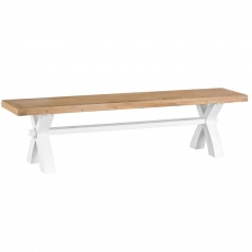 Malvern Small Cross Bench