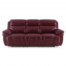 Boston 3 Seater Manual Recliner