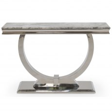 Rhianna Console Table Grey